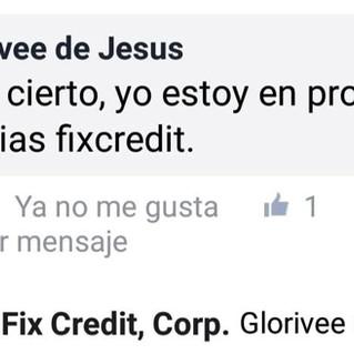 Más testimonios de nuestros clientes confirmando que Fix Credit sí funciona!