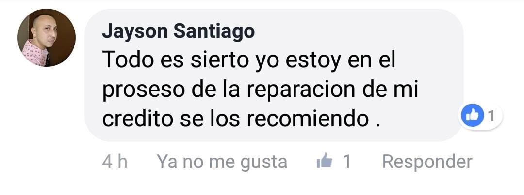 Testimonio Jayson Santiago