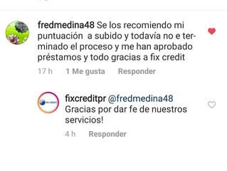 Testimonio Fred Medina