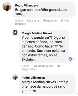 Testimonial Pedro