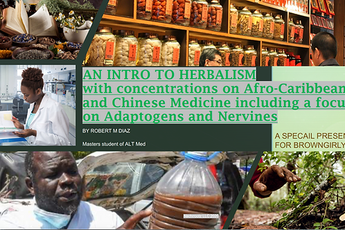 Intro to Herbalism