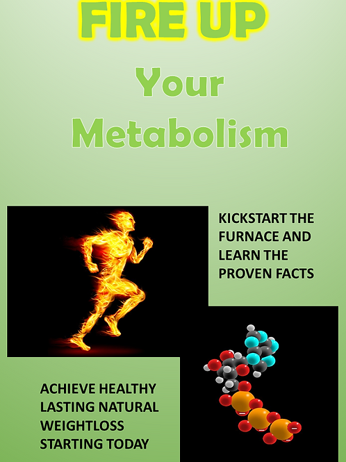 Fire Up Your Metabolism E-Book