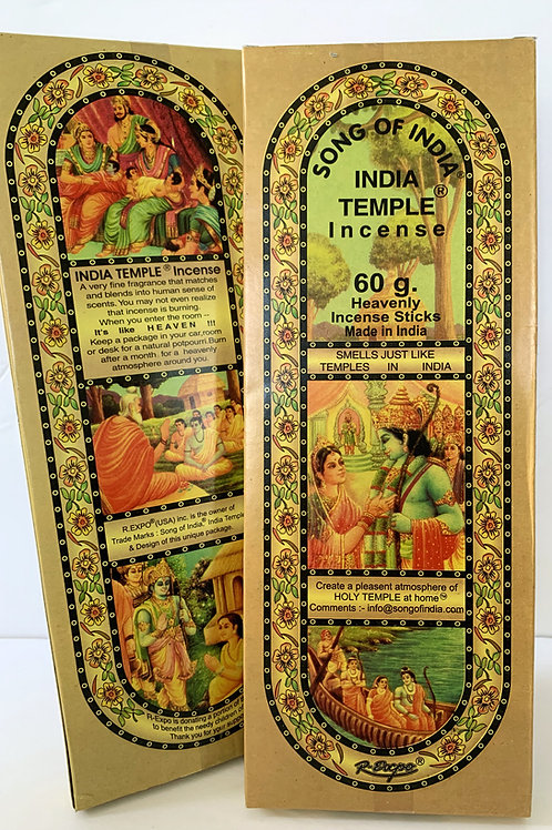 Indian Temple Incense