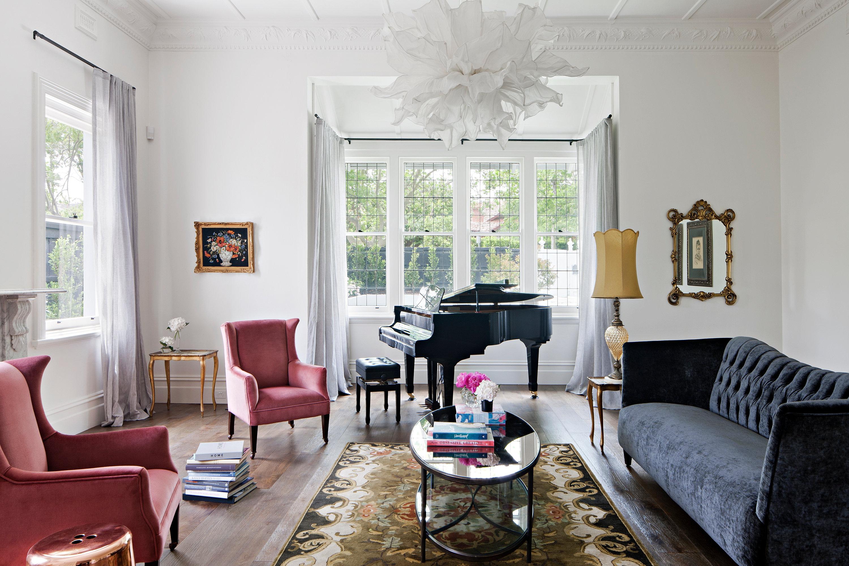 Amber Hope Design Architectural  Interior Design Melbourne - Edwardian house interiors