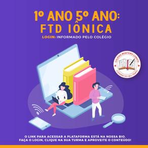 Colégio Monteiro Lobato - FTD Iônica