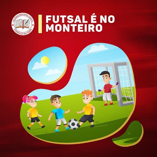 Aulas de Escolinha de Futsal