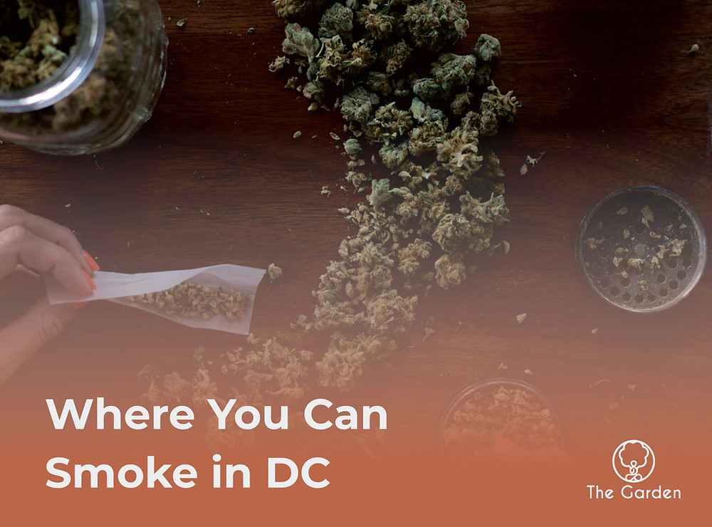 Where You Can Smoke in DC - Best (Legal) Smoke Spots