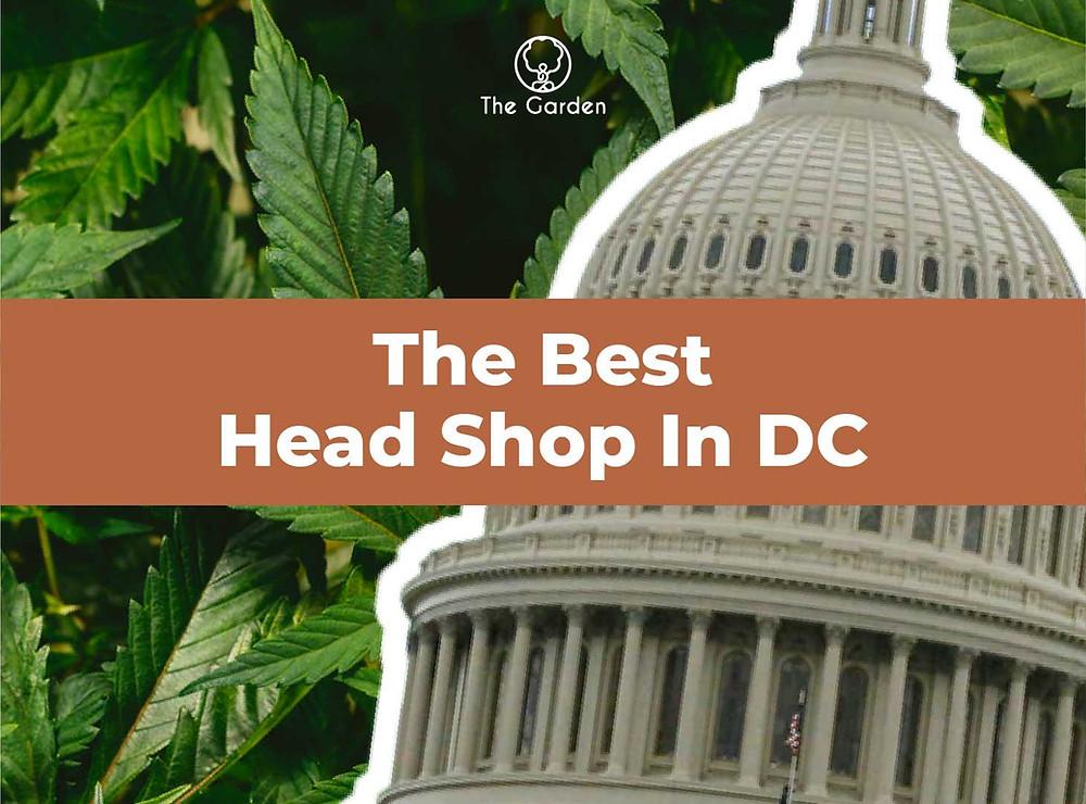 head shop dc