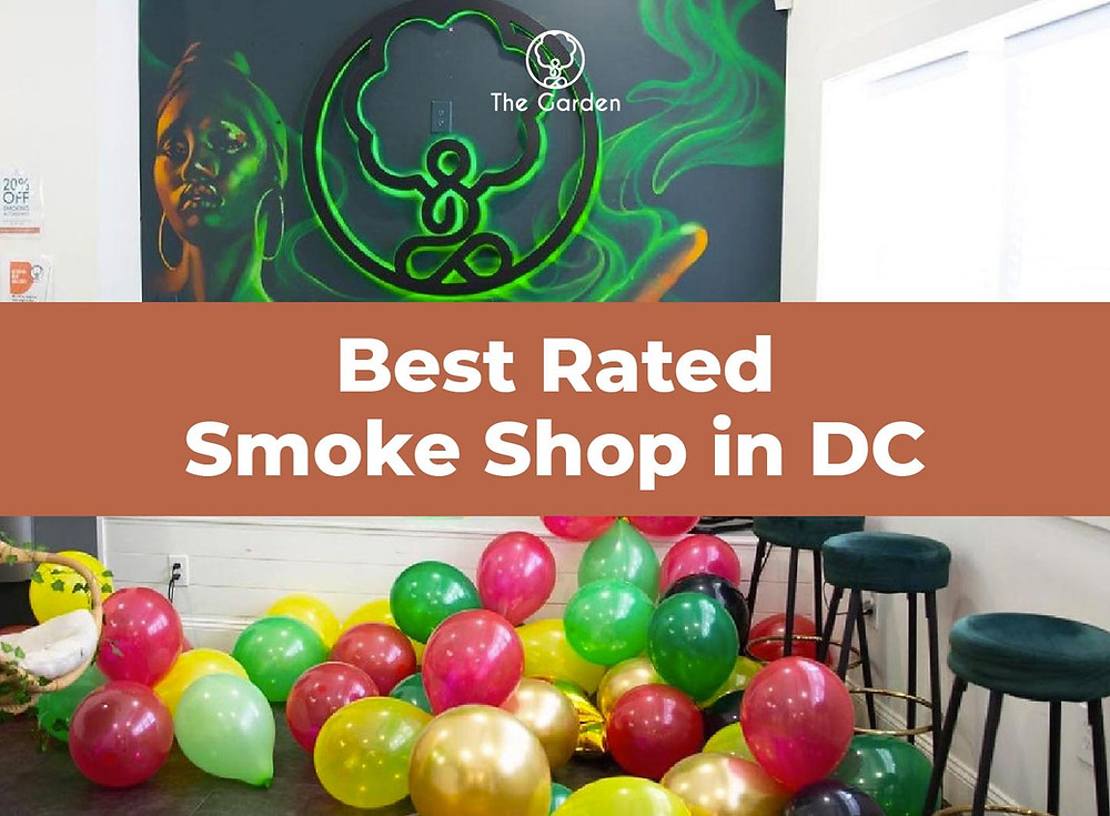 best rated smoke shop in DC