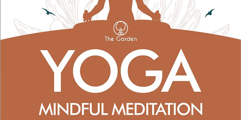 Yoga Mindful Meditation