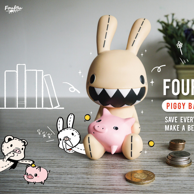 2/15 -Foufou Piggy Bank存錢筒.jpg