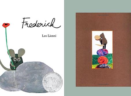 向生命致敬的四季詩人- 田鼠阿佛之父 - Leo Leonni(李歐・李奧尼)