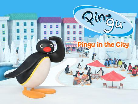 Pingu的童時記趣,除了可愛還有什麼?