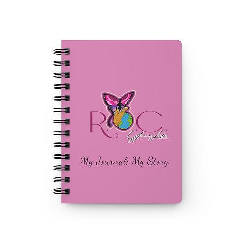 ROC Your Life Spiral Bound Journal