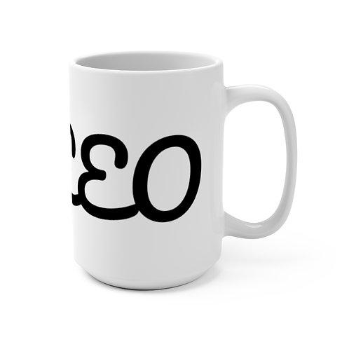 IAMCEO Mug 15oz