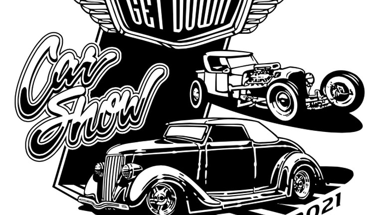 Flint Hills Get Down, Classic & Custom Car and Motorcycle Show