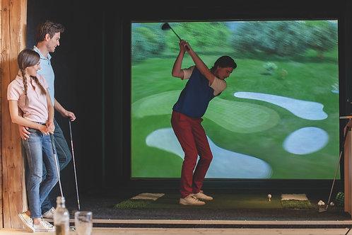 54 Golfplätze verfügbar