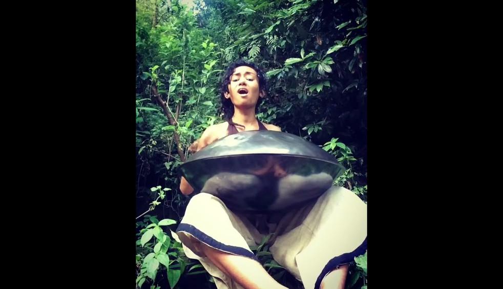 Vocals & Handpan - Nepal