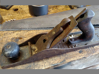 "And yet another post on hand plane restoration. The great ""EVAPO-RUST"" debate, (ad-nauseum)"