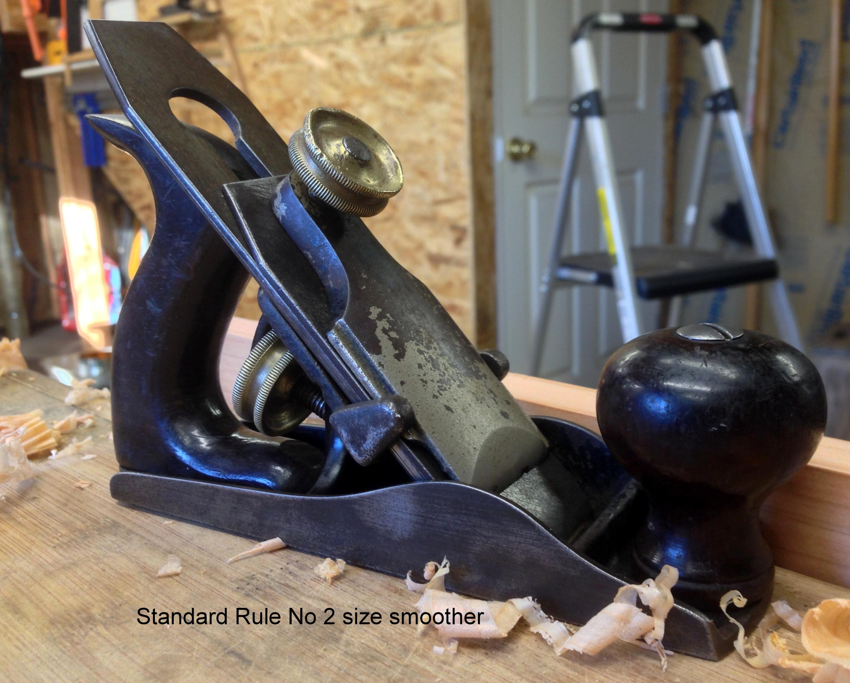 Standard Rule No 2 C1883