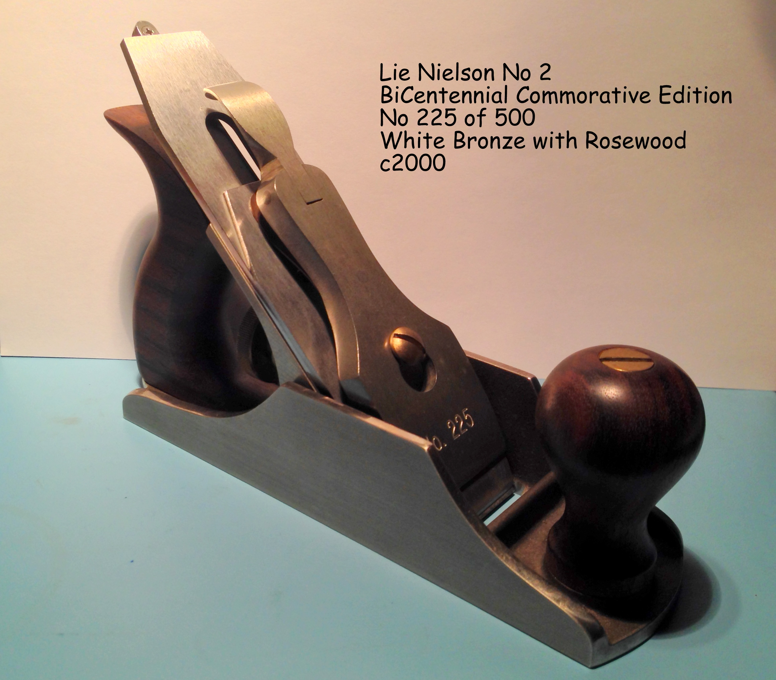 Lie Nielson No 2 Limited Edition