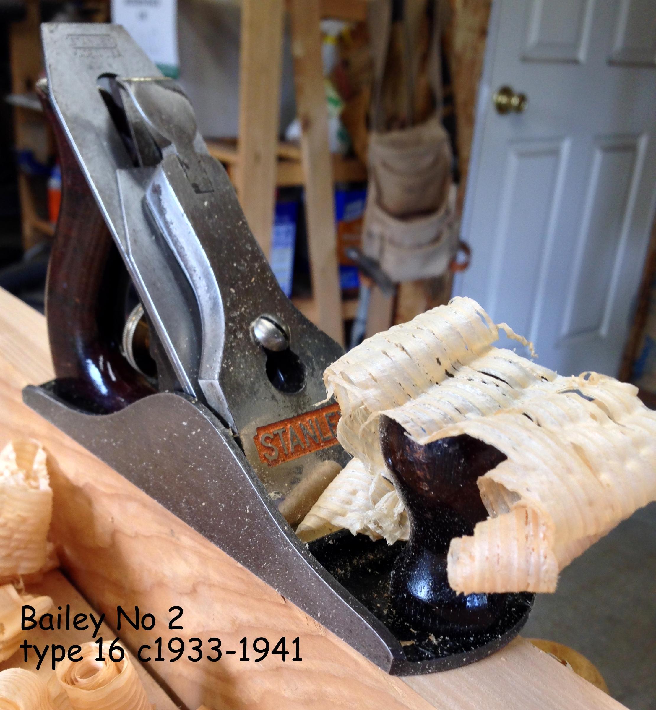 Bailey Corrugated No 2 tp 16