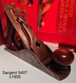 Sargent 5407