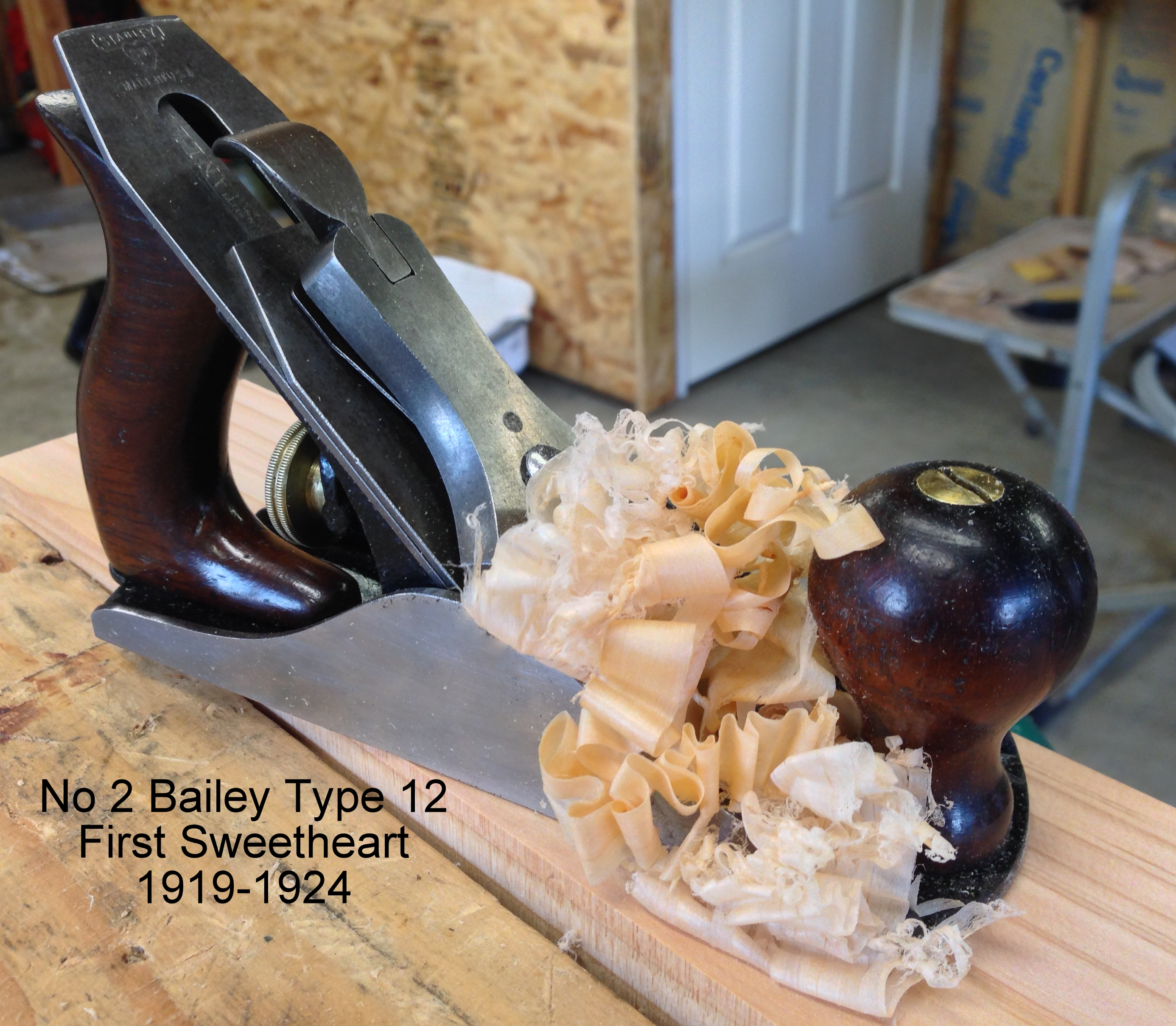 Bailey No 2 type 12