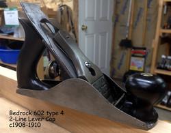 Bedrock 602 type 4 c1909-1910