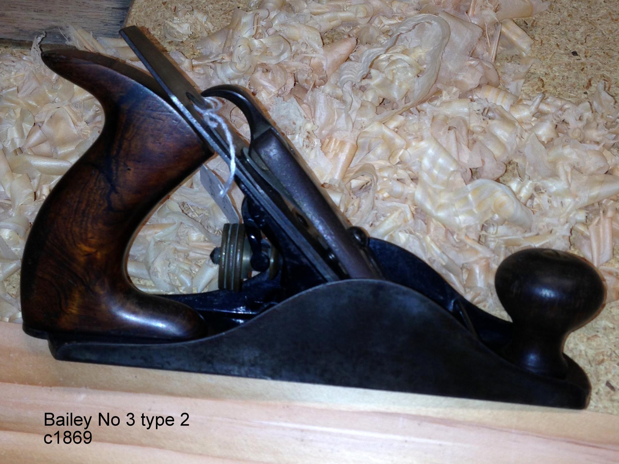 Bailey No 3 type 2 c 1969