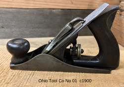 Ohio Tool Co No O1 c1900