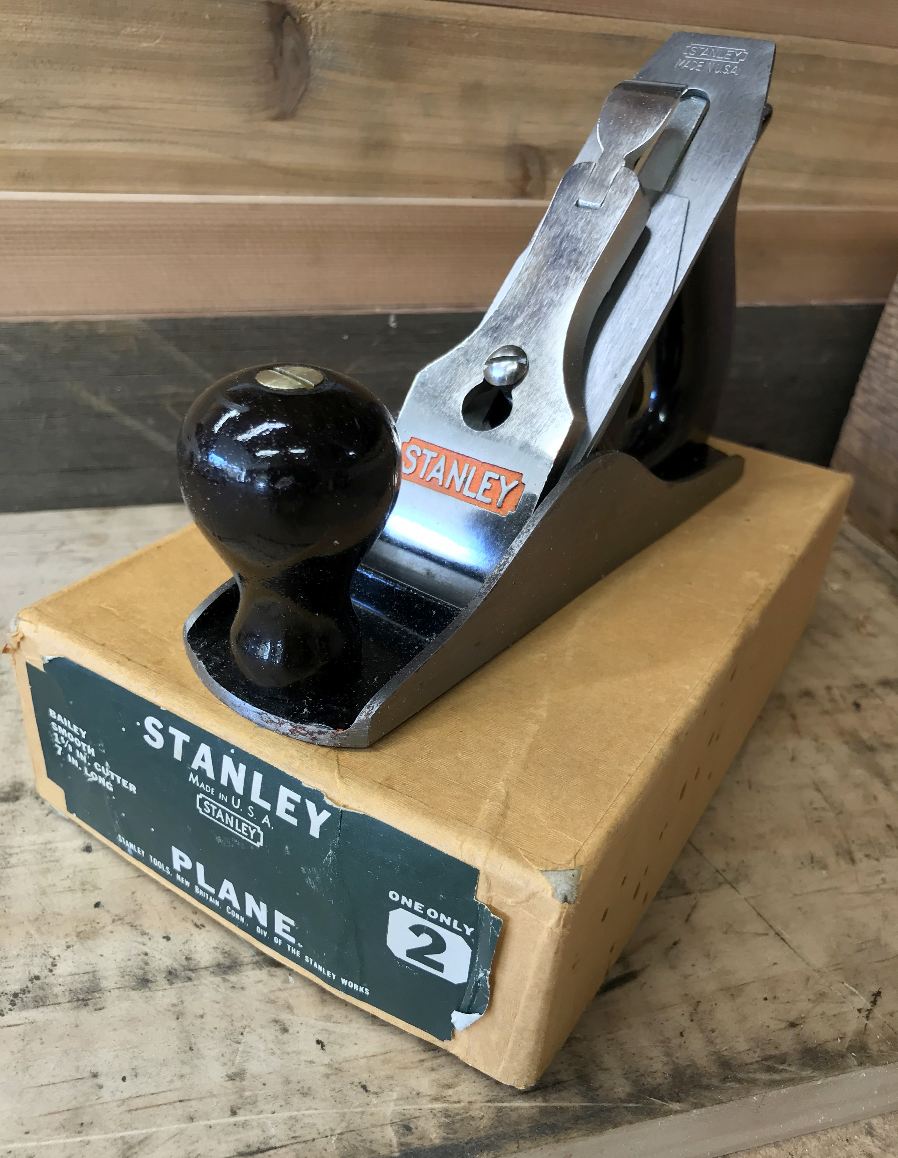Bailey No 2 type 16(ish)