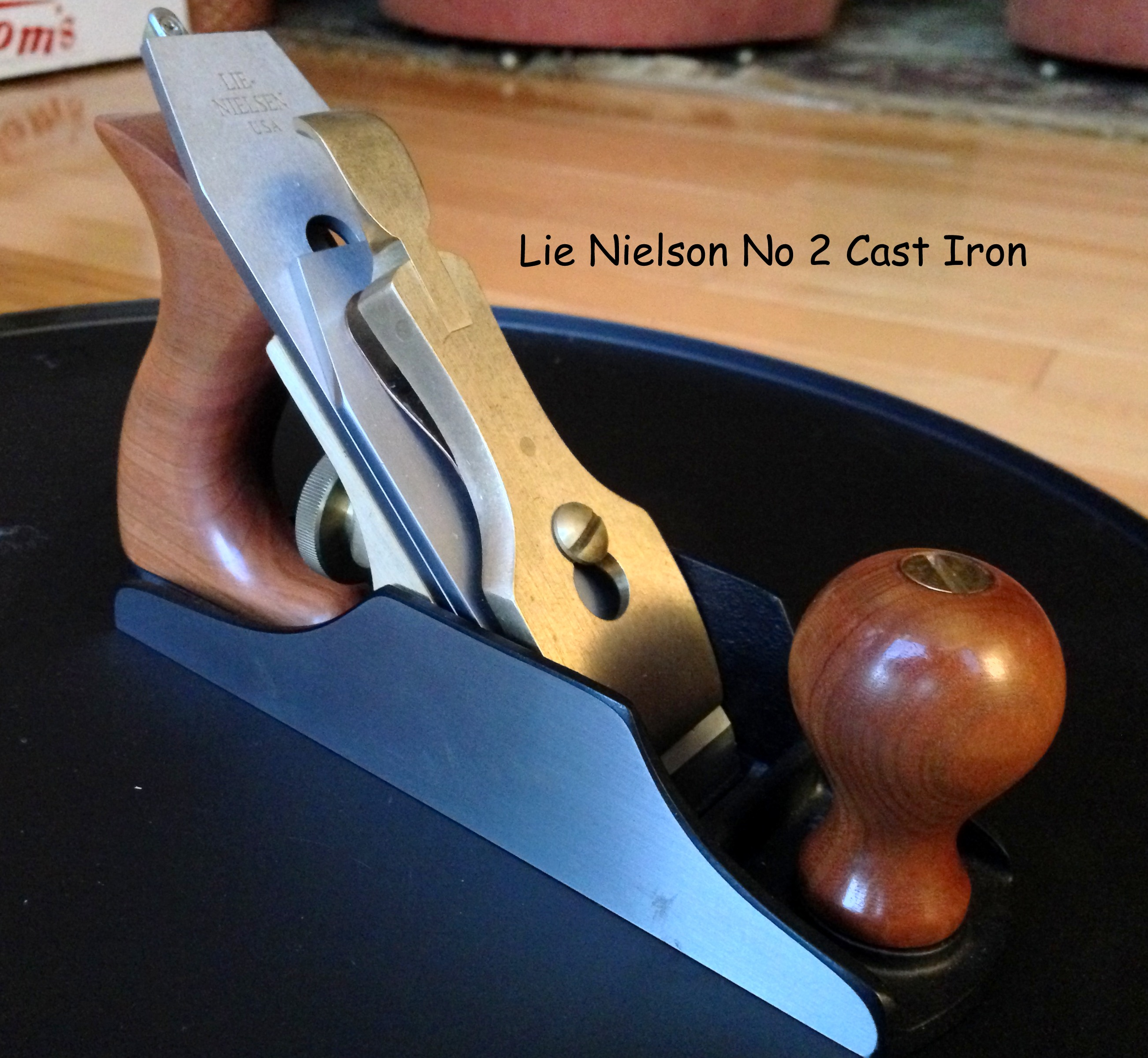 Lie Nielson No 2 Cast Iron