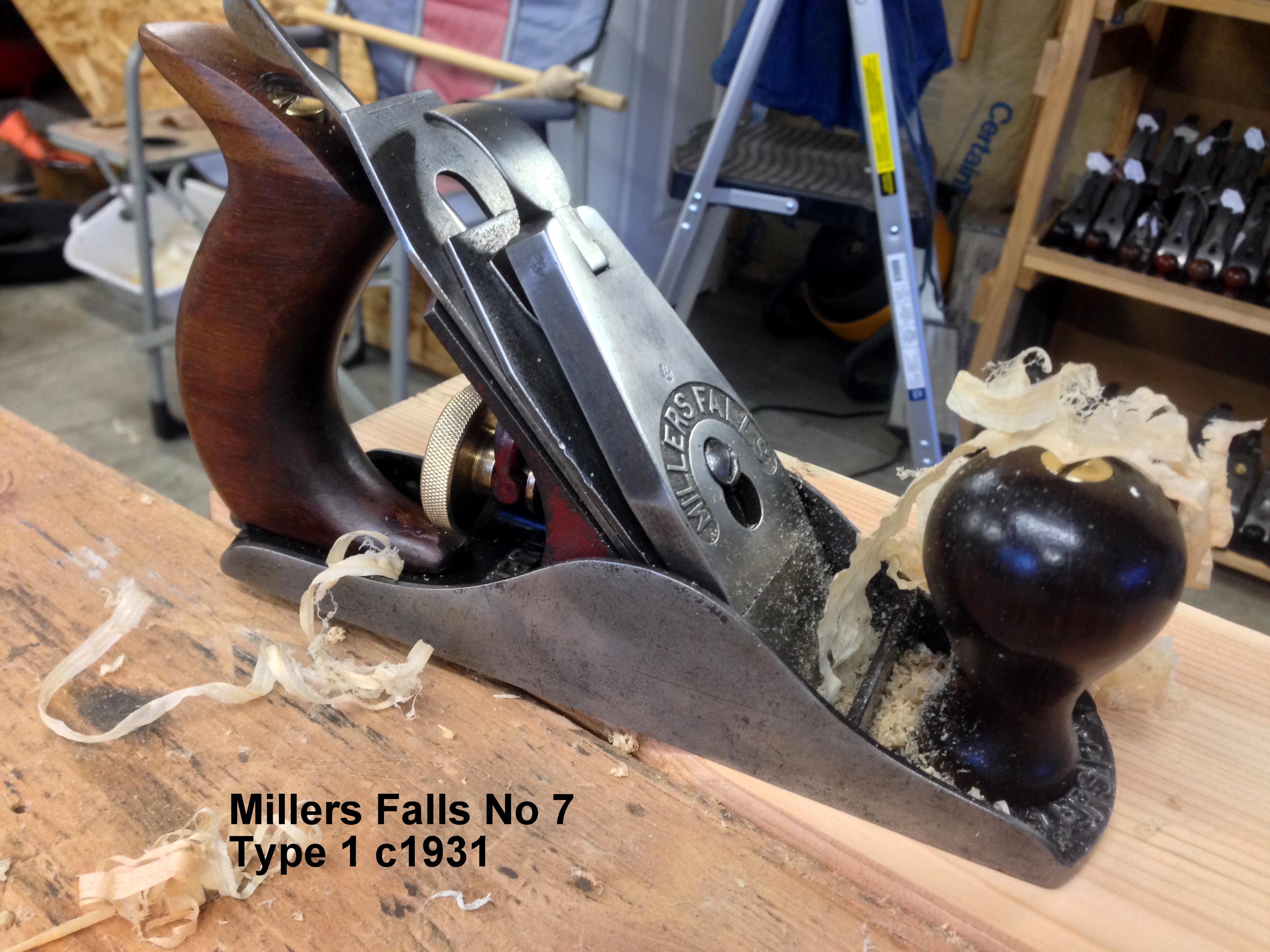 Millers Falls No 7