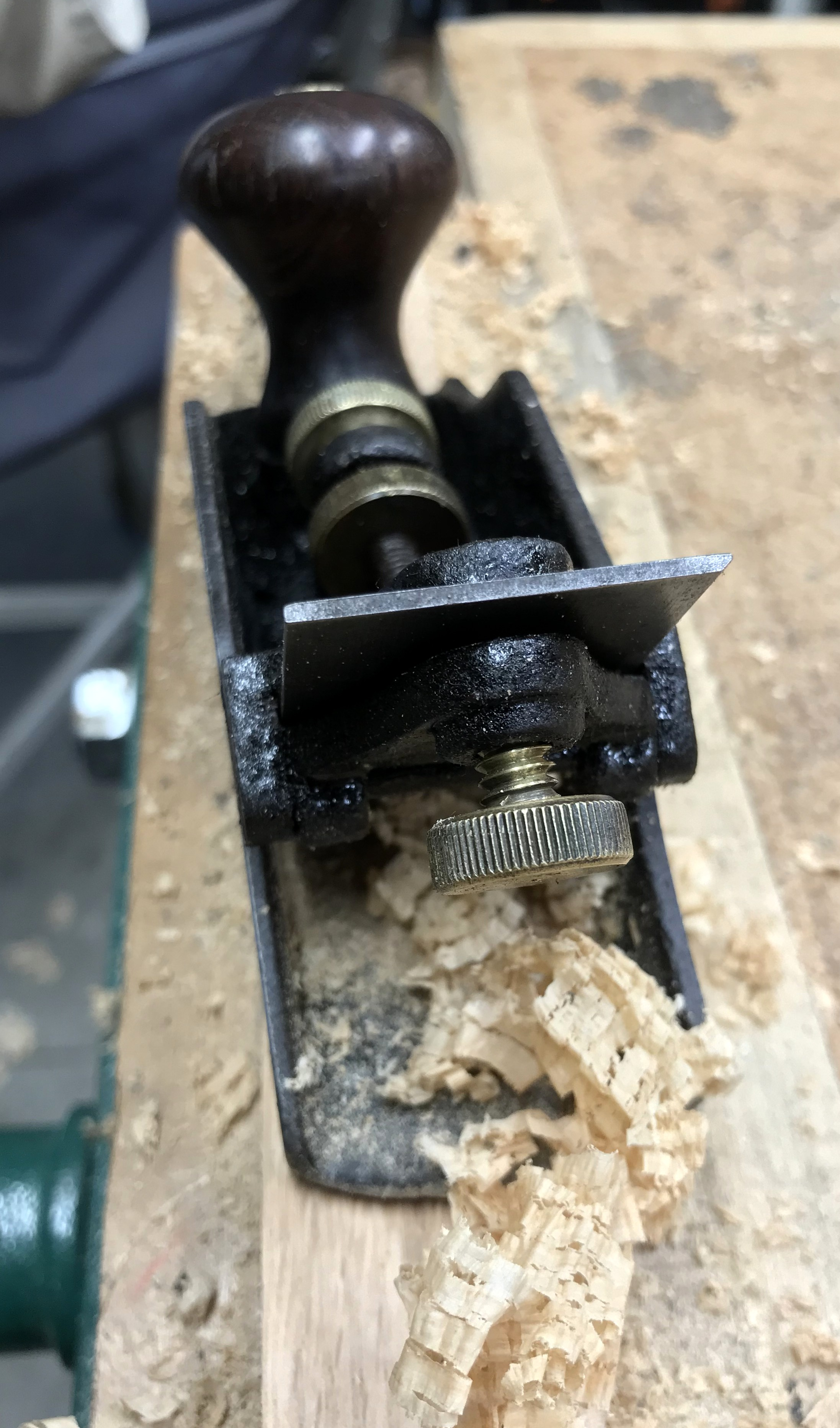Replacement blade works