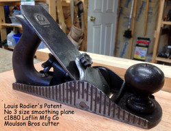 Rodier's Patent smoother c1880