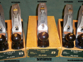 An In-depth Study of Number Two Bailey Hand Planes Chapter One: The Long and Short of It