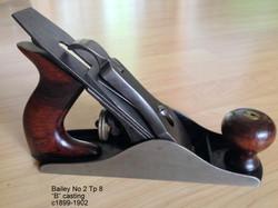Bailey No 2 type 8