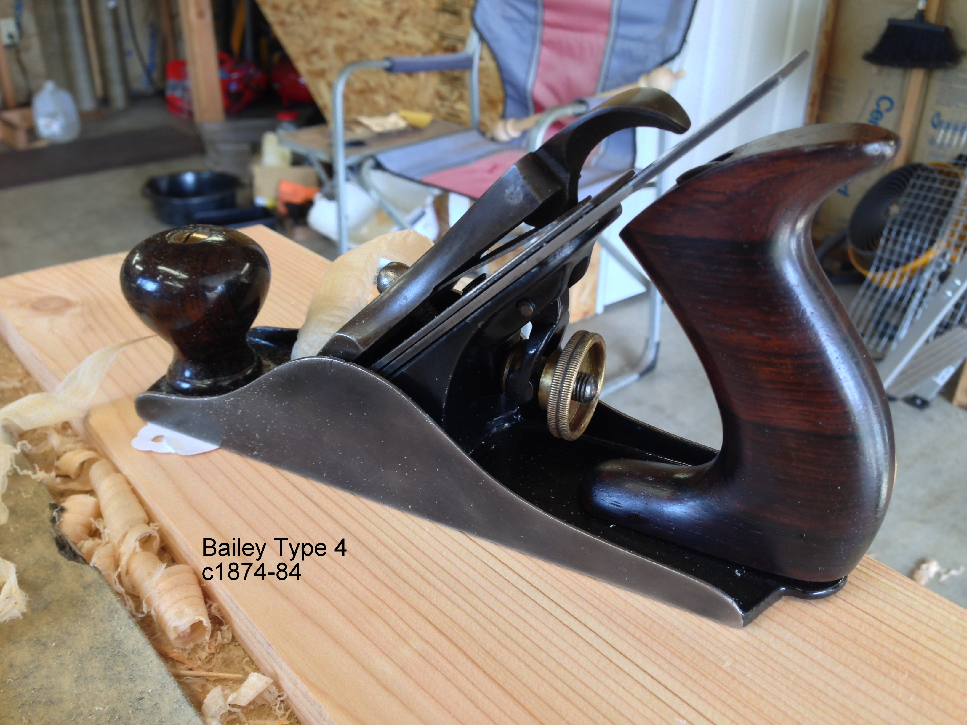 Bailey No 2 Type 4