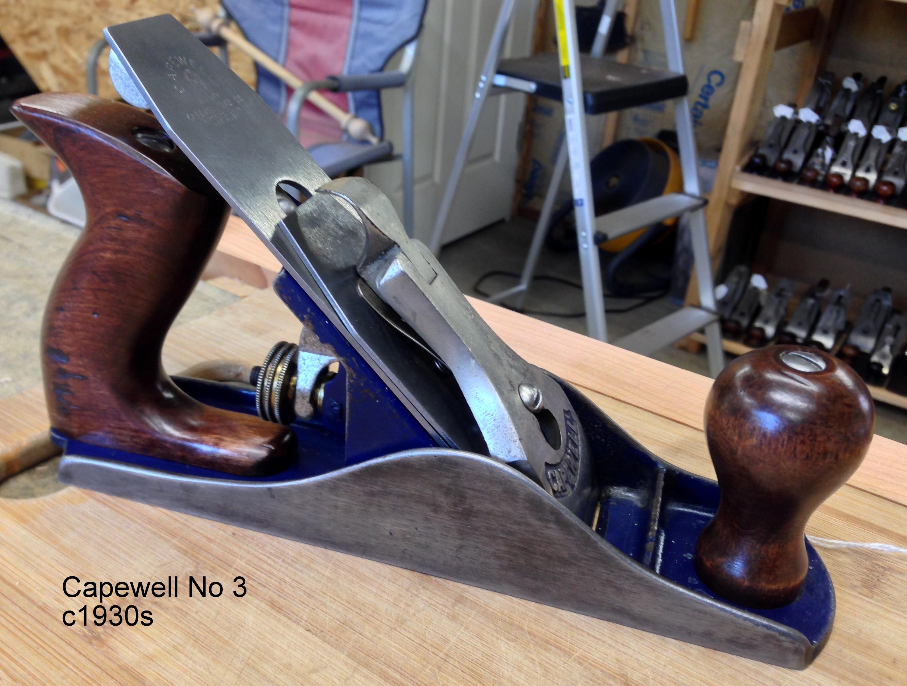 Capewell No 3 c1930s
