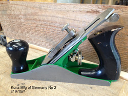 Kunz of Germany No 2