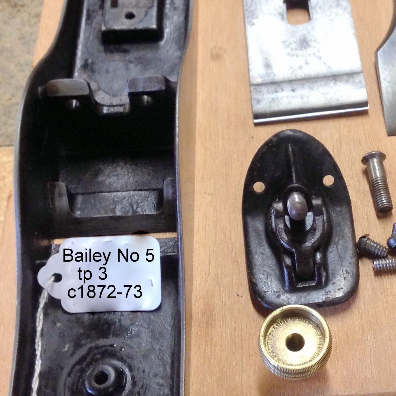 Bailey No 5 tp 3