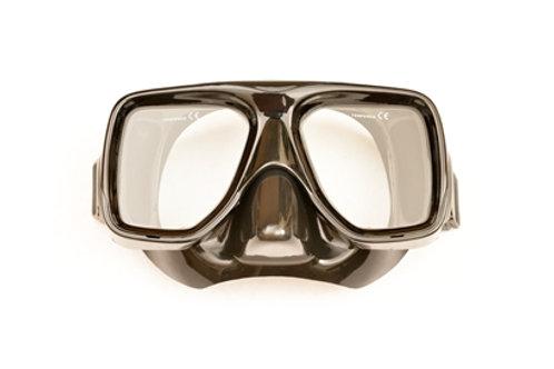 Sea Sports Silicone Sea View II Dive Mask
