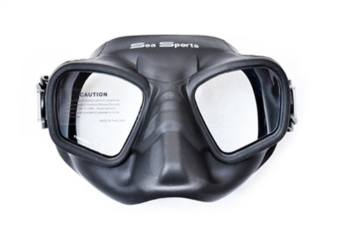 Sea Sports Ultra Low Volume Freediving Dive Mask