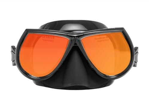 SeaDive Sea Diver Rayblocker HD w/Anti-Fog Dive Mask (SMA540BS)