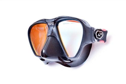 Spear Pro DEEPSUB Dive Mask Red Eye