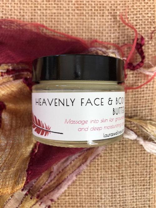 Heavenly Face & Body Butter