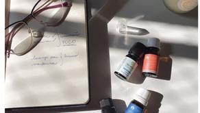 Óleos essenciais no home office: foco, preguiça, memória…