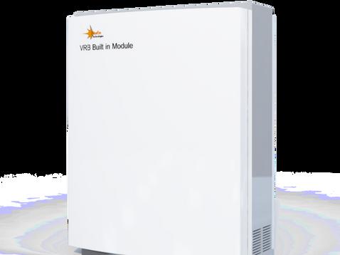 30kWh VFB Battery