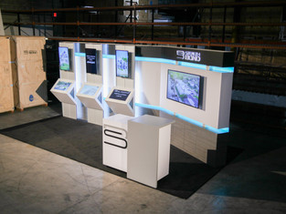 StealthBond: Custom Trade Show Booth